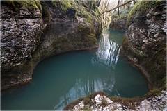 Canyon de Château Renaud vers Crouzet Migette (Guy Decreuse 25) Tags: canyon de château renaud vers crouzet migette creux billard nans sous sainte anne lison doubs jura cascade