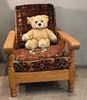 Bear (Steenvoorde Leen - 6.9 ml views) Tags: 2018 doorn utrechtseheuvelrug bear leunstoel stoel beer speelgoed