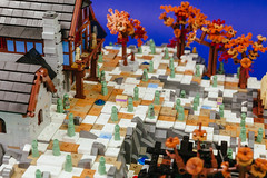 Heroica Snowed Inn 09 (cjedwards47) Tags: lego moc heroica game advancedheroica castle inn zombie zombies snow winter microscale