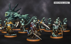 Reptisaurians - Massive Darkness (whitemetalgames.com) Tags: reptisaurian reptisaurians reptile people saurians saurus reptilians lizardmen lizard men lizardman massive darkness cool mini or cmon board game boardgame kickstarter pathfinder dnd dd dungeons dragons dungeonsanddragons 35 5e whitemetalgames wmg white metal games painting painted paint commission commissions service services svc raleigh knightdale knight dale northcarolina north carolina nc hobby hobbyist hobbies miniature minis miniatures tabletop rpg roleplayinggame rng warmongers enemy box