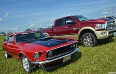 1969 Ford Mustang Mach1 (Chad Horwedel) Tags: 1969fordmustangmach1 fordmustangmach1 ford mustangmach1 classic car hrpt17 bowlinggreen