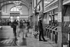 A bit of a blur (Nikonsnapper) Tags: leica m10 summicron 50mm 1sec timeexposure bw ghosts street experiment uncool uncool2 uncool3 cool uncool4 uncool5 uncool6 uncool7 iceboxuncool