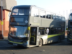 Blackpool 452 180111 Preston (maljoe) Tags: blackpooltransport blackpool railreplacement