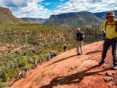 0027.jpg (Alan Gore) Tags: hiking westerners arizona sedona steamboatrock nature