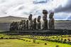 Giants of Tongariki / Колоссы Тонгарики (Vladimir Zhdanov) Tags: travel chile polynesia rapanui easterisland ahutongariki moai
