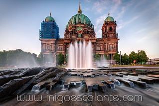 Catedral de Berlín al atardecer (Berliner Dom)