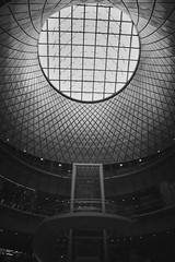 Fulton Center (Photos By RM) Tags: newyorkcity station fultoncenter fulton architecture art blackandwhite blackwhite travel tourism nyc manhattan newyork canon hdr skyreflectornet fultonstreet broadway symmetry mta bnw