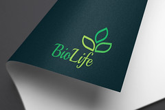 Bioife-2 (ashraful.kotc) Tags: logo stylish adobe illusrator eps 3d modern mockups