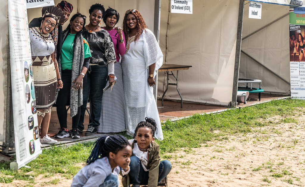 AFRICA DAY 2018 IN DUBLIN [FARMLEIGH HOUSE - PHOENIX PARK]-140530