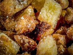 Croutons (Jack Blackstone) Tags: 2018 em1mkii macro condiment macromondays croutons oliveoil parmesancheese saltandpepper fried bread cooking recipe sourdoughcroutons olympus
