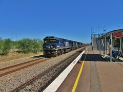 9021, 9016 & 9021 - Hexham - 8/2/18 (Alex's Train Channel) Tags: newcastle nsw hunter valley caol sg standard gauge train railway railroad freight goods coal passenger gwa pacific national aurizon brimble rail xrn class tt 90 freightcorp