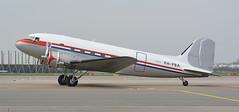 DC-3   PH-PBA   AMS   20180408 (Wally.H) Tags: douglas dc3 dakota phpba dda ddaclassicairlines dutchdakotaassociation ams eham amsterdam schiphol airport
