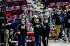 IMG_7538 (Team 3161 - Tronic Titans) Tags: oakville omgrobots light event coverage robot robotics hersheyscentre gold mechanical electrical pneumatics onchampsfrc first firstcanada frc ontario tronic titans