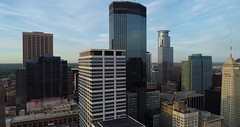Minneapolis Cityscape (Gian Lorenzo) Tags: above aerial aerialshot architecture building buildings business cinematic city cityscape day downtown drone establishing establishingshot evening futuristic goldenhour highangle lakes landmark minneapolis minnesota modern nopeople office panorama panoramic seamlesslooping shot skol sky skyline skyscraper skyscrapers spring summer sunset superbowl tourism tower traffic travel traveldestination twincities urban urbanscene view vikings wideanglelens