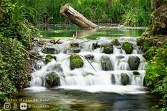 Nacimiento del Huéznar (loscar20) Tags: waterfall spain sevilla andalucia nature natura naturaleza verde water exposure longexposure sony a6000