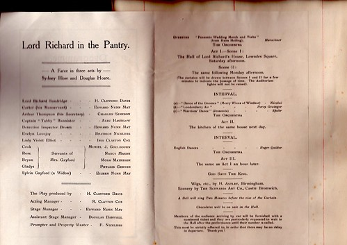 1925: Apr Programme 2