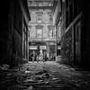 Filth (stephen cosh) Tags: blackandwhite glasgow hasselblad500cm hasselbladplanar80mm ilfordhp5400 stephencosh streetphotography