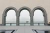 Hazy Doha (hey tiffany!) Tags: dhow doha impei museum museumofislamicart omqr qatar