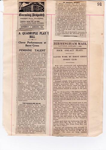 1933: Jan Review 2