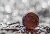334/365 - Still testing the bokeh (Spannarama) Tags: 365 december glassmarble marble foil tinfoil aluminiumfoil shiny sparkle bokeh macro meyeroptik domiplan 50mm raynox dcr250 meyeroptikdomiplan50mm
