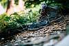 Empreinte du passé (Frédéric J) Tags: chaussure urbex
