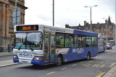 McGill's 4406 SF05HPJ (Will Swain) Tags: paisley 17th february 2018 bus buses transport travel uk britain vehicle vehicles county country england english scotland scottish north city