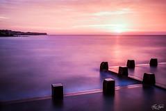 Coogee Ocean Bath's (marcpaynephotography) Tags: coastal coogee ocean rockpools seascape sunrise sydney twighlight