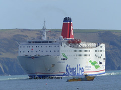 Stena Europe    P1140361 - Crop (LesD's pics) Tags: stenaeurope boat ship goodwick
