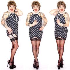 home17969-71 (Ann Drogyny) Tags: shoes legs heels crossdress crossdresser crossdressing cd tv tg ts transvestite transgender transsexual tranny tgirl glamour pinup mature cute sexy stockings nylons suspenders garters