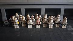 eBay loot (影Shadow98) Tags: lego clone trooper grand army republic gar commander