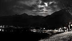 Autunno in Lombardia, Autumn in Lombardy (lucianomandolina) Tags: autumn lombardy herbst lombardei himmel sonne sky sun berge mountains wald grün green italien italia italy alpen als forrest idro garda