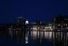 Madison reflected at dusk (danielhast) Tags: madison dusk lake mendota building capitol reflection city lakemendota water