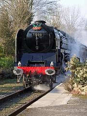 SUMMERSEAT 200210 71000 (SIMON A W BEESTON) Tags: elr eastlancashirerailway summerseat ramsbottom rawtenstall dukeofgloucester 71000