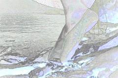 Procházka u vody (Merman cvičky) Tags: balletslippers ballettschläppchen ballet slipper ballerinas slippers schläppchen piškoty cvičky ballettschuhe ballettschuh