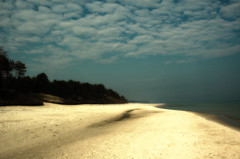 baltic sea (cfdtfep) Tags: sea water beach sand blue yellow bege white summer sun root race fang wave yacht baltic scarp tree sky wallpaper