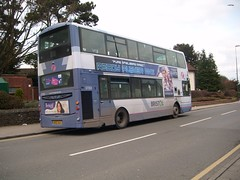 WX57HLP (jeff.day48) Tags: wx57hlp 37615 volvo b9tl wright gemini firstwestofengland westerleighroad downend southgloucestershire 5