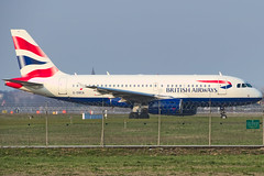 SpeedBird (zetato) Tags: airbus a319 speedbird britishairways torinoairport torino trn limf panasonic lumix fz1000 leica caselletorinese