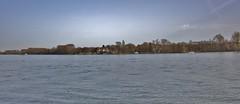 at the Rhine River (Hugo von Schreck) Tags: hugovonschreck rhine rhein river water eltville hessen deutschland germany europe canoneos5dsr tamron28300mmf3563divcpzda010 ngc