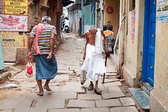 """ The passage of time ""   Varanasi India. (geolis06) Tags: geolis06 asia asie inde india uttarpradesh varanasi benares inde2017 olympus street rue olympusm1240mmf28 olympuspenf banaras"