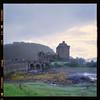 Eilean Donan Castle (Dominik Wesche) Tags: highland schottland scotland castle eilean donan pro400h fuji rollei rolleicord analog