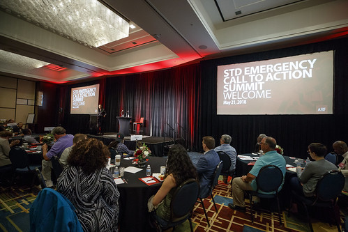 STD Emergency Call to Action Summit