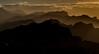 Sunset over the Serra de Tramuntana (Peter Quinn1) Tags: capdeformentor serradetramuntana mallorca layers ridges unesco worldheritagesite