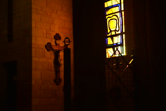 Crucified and Risen (denisgorobets) Tags: nazareth christian christ church galilee