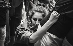 L´ escaleta . (Alex Nebot) Tags: people portrait retrat gent humantowers castellers capgrossos mataro gracia barcelona barcelone bcn barna catalunya catalonia city citta ciutat ciudad cultura culture tradicions tradiciones traditions nikon d7200 sigma freedom