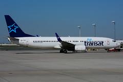 OK-TVF (Air Transat) (Steelhead 2010) Tags: airtransat travelservice okreg oktvf boeing b737 b737800 yyz