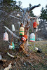NS-00005 - Old Buoys just Hanging around (archer10 (Dennis) 126M Views) Tags: barrington buoys ole colourful sony a6300 ilce6300 village 18200mm 1650mm mirrorless free freepicture archer10 dennis jarvis dennisgjarvis dennisjarvis iamcanadian novascotia canada