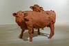 Two Cows (Leo Reynolds) Tags: xleol30x leol30random panasonic lumix fz1000 art sculpture