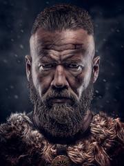 Viking (Tortured Mind) Tags: 70200mmf28 finland kuopio suomi bearded blue bts d800 dark digitalart fi homestudio imagemanipulation lighting man nikkor nikon portrait studio tattoos viking