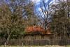 Altes Jagdhaus in Forstenrieder Park (Janos Kertesz) Tags: bayern bavaria fence zaun green architecture wood rural tree vintage nature landscape house old building forstenriederpark