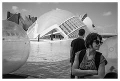 L'Hemisfèric #3 (area51delcorazon) Tags: ciutatdelesartsilesciencies ciudaddelasartesylasciencias palaudelesarts palau arts calatrava cac valencia caacc